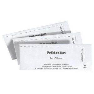 Miele 3944711 - 3 filtres moteur Air Clean SF-SAC30 pour aspirateurs