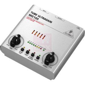Behringer Ultragain MIC100  - Préampli micro à Lampes