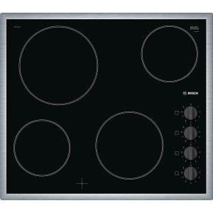 Bosch PKE645CA1E - Table de cuisson vitrocéramique 4 foyers