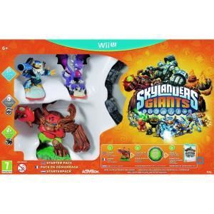 Skylanders Giants - Pack de démarrage [Wii U]