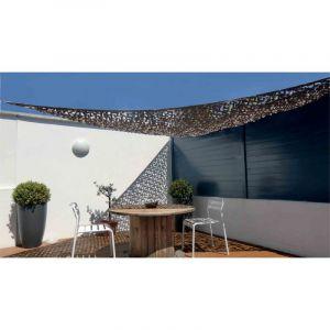 Solys Voile d'ombrage Triangulaire, Filet de Camouflage
