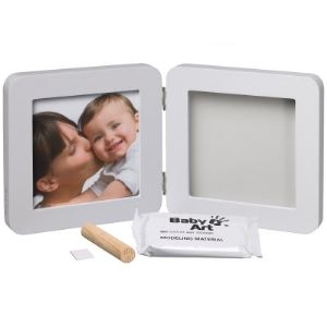 Baby Art Modern Print Frame - Cadre photo avec empreinte
