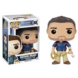 Funko Figurine Pop! Uncharted : Nathan Drak Naughty Dog Ver