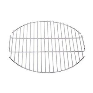 Sauvic 02862 - Grille de barbecue rond Inoxydable 57 cm