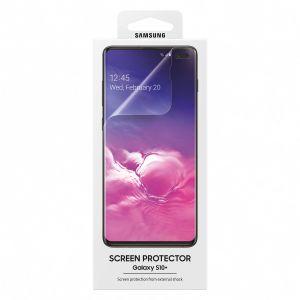 Samsung Film protecteur - Galaxy S10+
