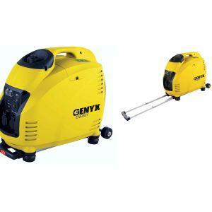 Genyx G4000IRS - Groupe électrogène Inverter insonorisé 3000W sur roues
