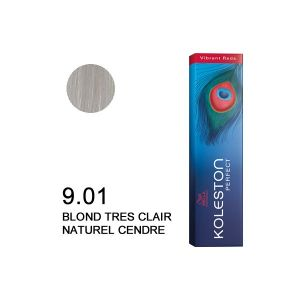 Wella Koleston Perfect Pure Naturals 9.01 Blond très clair naturel cendré