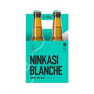 Mikkeller Quadripack ninkasi blanche 4x33cl
