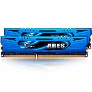 G.Skill F3-1866C9D-8GAB - Barrettes mémoire Ares 2 x 4 Go DDR3 1866 MHz CL9 240 broches