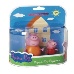 Giochi Preziosi Pack de 2 figurines Peppa Pig