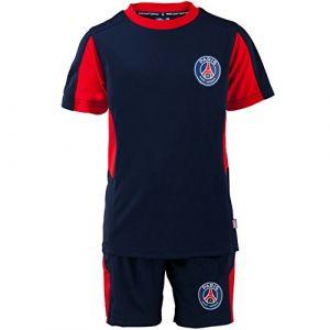 Mini kit PSG Bleu 8 ans