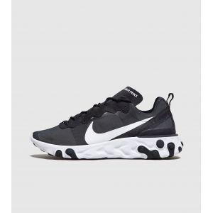 Nike Chaussure React Element 55 pour Homme - Noir - Couleur Noir - Taille 44.5