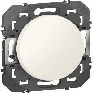 Legrand Dooxie bouton poussoir 6A finition blanc 600004