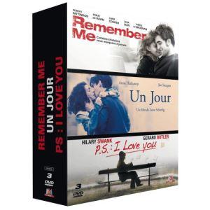 Coffret Remember Me + Un jour + P.S. : I Love You