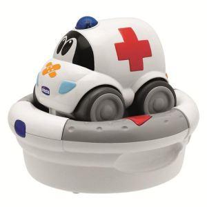 Chicco Voiture radiocommandée Ambulance