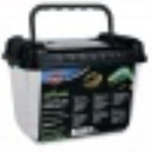 Trixie Boîte d'élevage et de transport pour reptiles Reptiland 31 x 21 x 21 cm