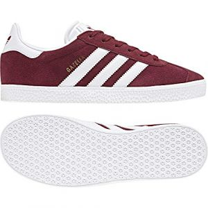Adidas Gazelle J Cq2874, Sneakers Basses Mixte Enfant, Rouge