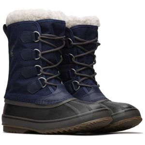 Sorel Chaussures après-ski 1964 Pack Nylon - Collegiate Navy / Carbon - Taille EU 40