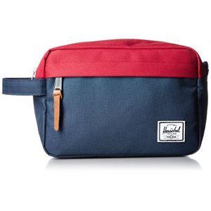 Herschel Chapter Travel Kit navy/red