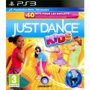 Just Dance Kids (PS Move) [PS3]