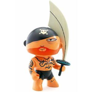 Djeco Figurine pirate Tatoo