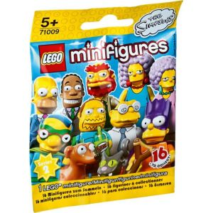 Lego 71009 - Mini figurines The Simpsons Série 2