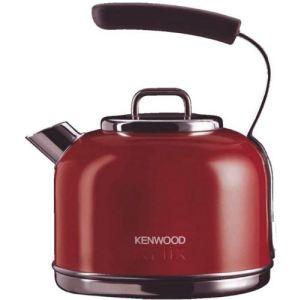 Kenwood kMix corps métal - Bouilloire sans fil électrique 1,25 L