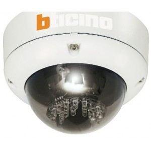 Bticino 391712 - Caméra dôme d'extérieur couleur
