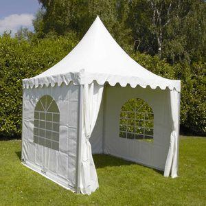 MobEventPro Tente pagode 3 x 3 m 850g/m²