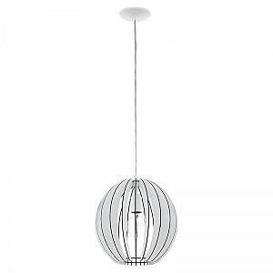 Eglo Lampe suspendue COSSANO Blanc, 1 lumière - Moderne - Intérieur - COSSANO