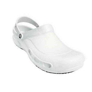 Crocs BISTRO Mules white