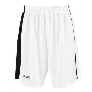 Spalding Spalding 4her II Short pour femme Blanc Blanc/Noir xs