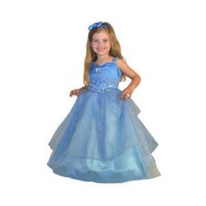 LGRI Déguisement robe de princesse Manon