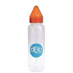 dBb Remond Biberon polypropylène Regul'air Clear 360 ml varitetine silicone
