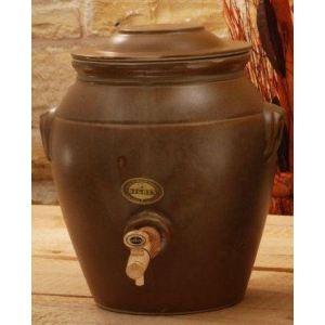 Digoin ceramique PVR05MA - Vinaigrier n°5 en grès (6 L)
