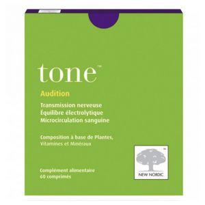 New Nordic Tone - 60 comprimés
