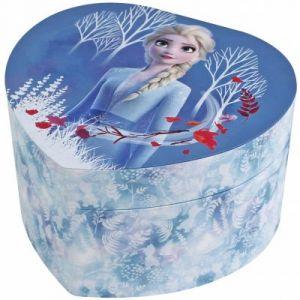 Trousselier Boîte à musique : Grand coeur musical La Reine des Neiges 2 (Frozen 2)