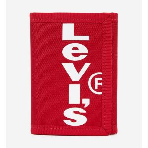 Levi's Portefeuille OVERSIZED RED TAB TRIFOLD rouge - Taille Unique