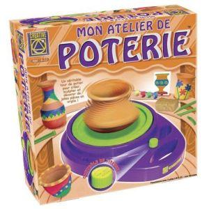 Creative Toys CT5325 - Mon atelier de poterie