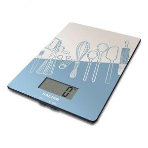 Salter 1102 - Balance de cuisine électrique