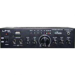 LTC Audio LTC KARAOKE-STAR1MKII Kit de Karaoké 2 x 50 W