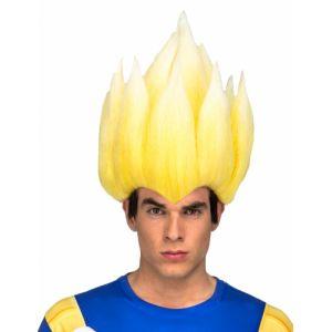 My Ot r Me me saiyan vegeta Dragon Ball perruque, Multi