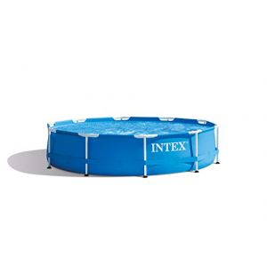 Intex Metal Frame Piscine démontable Sans épurateur 305 x 76 cm