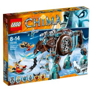 Lego 70145 - Legends of Chima : Le mammouth des glaces