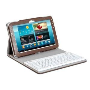 "Campus SG-T2BT10 - Etui Arizona en simili-cuir avec clavier Bluetooth pour Samsung Galaxy Tab 2 10.1"""