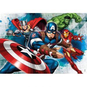 Clementoni Marvel Avengers - Puzzle 104 pièces