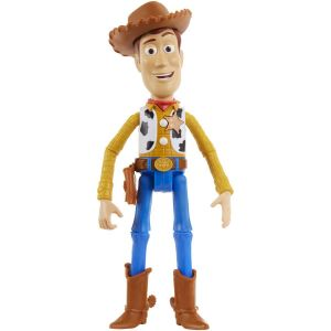 Mattel Toy story 4 : Figurine parlante 17 cm Woody
