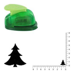 Artémio Petite perforatrice - Sapin - Env 1.4 cm