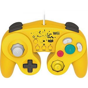 Hori Manette Pikachu pour Wii U