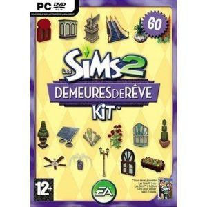 Les Sims 2 : Kit Demeures de Rêve - Extension du jeu [PC]